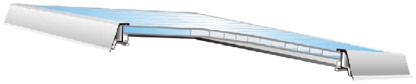 Wemaflap - bodový světlík typ M2